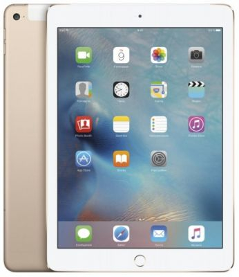 Планшет Apple iPad Air 2 16Gb Wi-Fi + Cellular Золотой