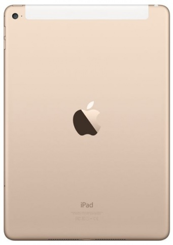 Планшет Apple iPad Air 2 128Gb Wi-Fi + Cellular Золотой