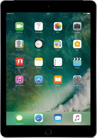 Планшет Apple iPad 32Gb Wi-Fi + Cellular Серый Космос