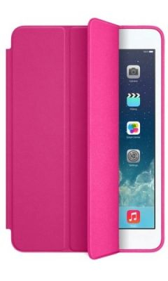 Чехол для iPad Air 2 Apple Smart Case (Малиновый)