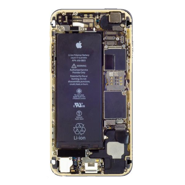 не включается айфон 6 ремонт