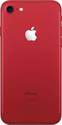 Смартфон Apple iPhone 7 (PRODUCT)RED™ Special Edition 128Gb Красный