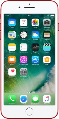 Смартфон Apple iPhone 7 Plus (PRODUCT)RED™ Special Edition 256GB Красный