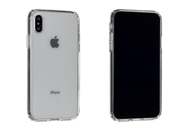 Накладка Rock Pure Series для iPhone X (Прозрачный)