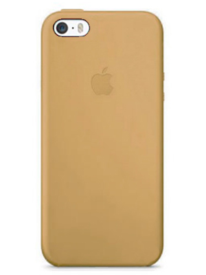Накладка для iPhone 5S Apple Original Case (Gold)