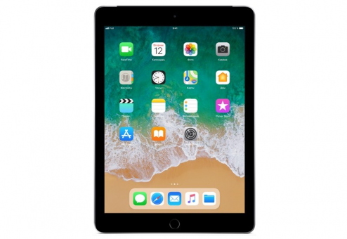 Планшет Apple iPad 2018 32Gb Wi-Fi + Cellular (Серый космос)