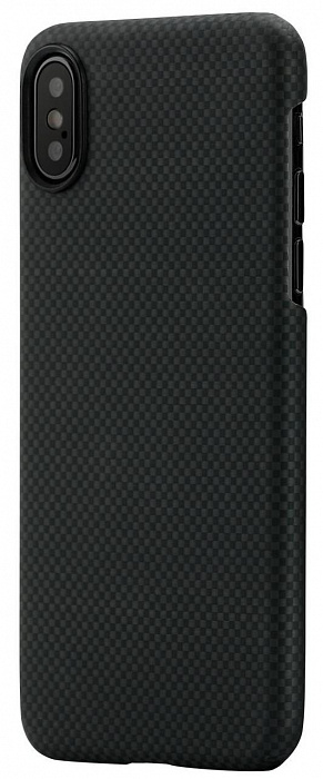 Накладка Pitaka Aramid Case для iPhone X/XS (Black)