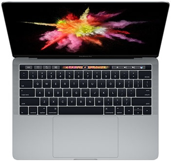 Apple MacBook Pro 13 Early 2016 Space Gray MLH12 (Core i5 2,9 ГГц, 8 ГБ, 256 ГБ SSD, Iris Plus 550)