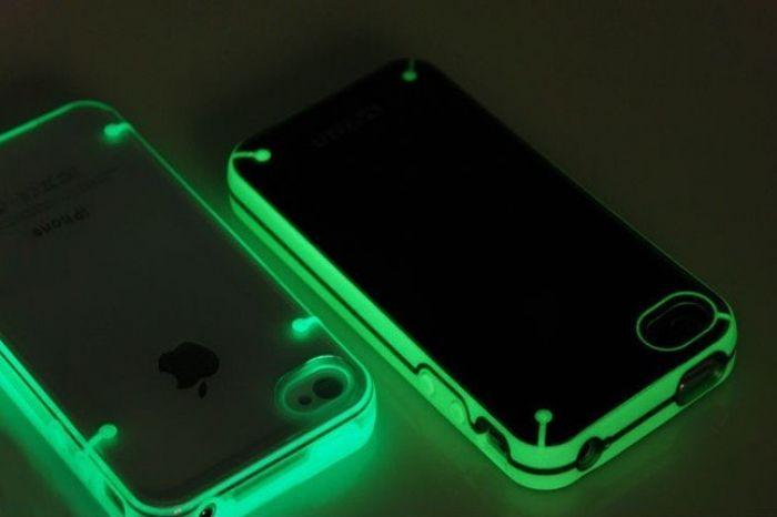 Как сделать подсветку на айфоне