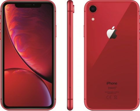 Смартфон Apple iPhone XR 128 ГБ (PRODUCT)RED