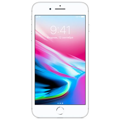 Смартфон Apple iPhone 8 Plus 256Gb Серебристый