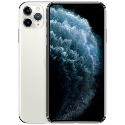 Смартфон Apple iPhone 11 Pro Max 64GB Серебристый