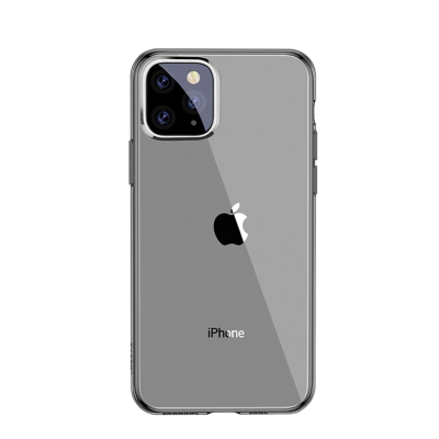 Накладка HOCO Light Series TPU для iPhone 11 Pro Max (Темно-серый)