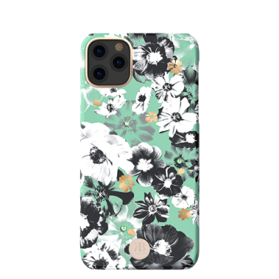 Накладка Kingxbar Blossom Flowers для iPhone 11 Pro Max в ассортименте