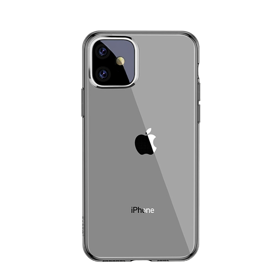 Накладка HOCO Light Series TPU для iPhone 11 (Темно-серый)