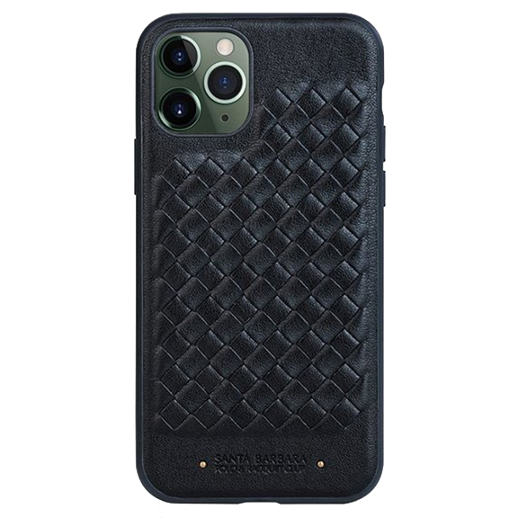 Накладка Santa Barbara Polo & Racquet club Ravel  для Apple iPhone 11 pro (5,8) (Black)