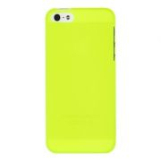 52051 Накладка пластиковая XINBO для iPhone 5 Желтая