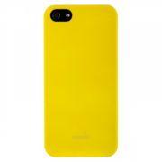53958 Накладка пластиковая Moshi для iPhone 5 Желтая