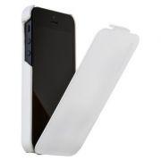 51276 Чехол Borofone для iPhone 5 - Borofone General flip Leather Case White