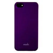 53961 Накладка пластиковая Moshi для iPhone 5 Фиолетовая
