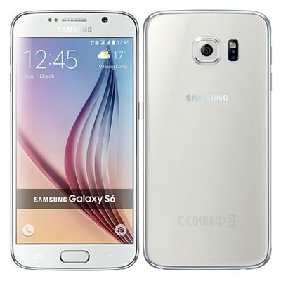 Samsung Galaxy S6 Duos 64gb White