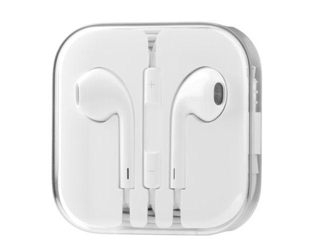 Наушники Apple EarPods с разъёмом 3,5 мм