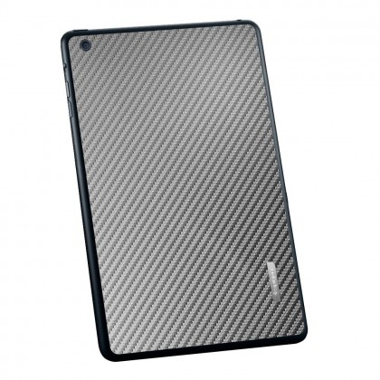Пленка SGP Skin Guard for iPad Mini Carbon pattern (Серый)