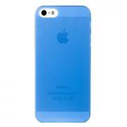 51948 Накладка супертонкая Sotomore для iPhone 5 голубая
