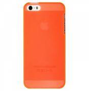 52041 Накладка пластиковая XINBO для iPhone 5 Оранжевая