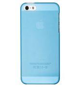 52043 Накладка пластиковая XINBO для iPhone 5 Голубая