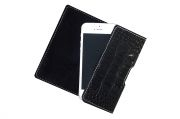Кобура для Phone 5/5S SUBUS CreaCase, кожа (Черный, Кайман)