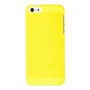52050 Накладка пластиковая XINBO для iPhone 5 Лимонная