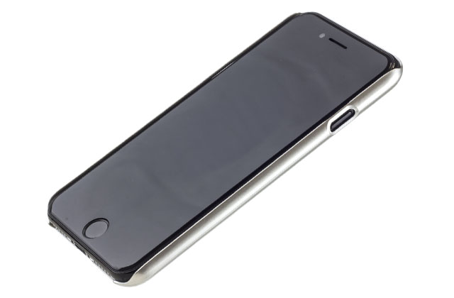Задняя накладка BMW M-Collection Aluminium&Carbon for iPhone 7